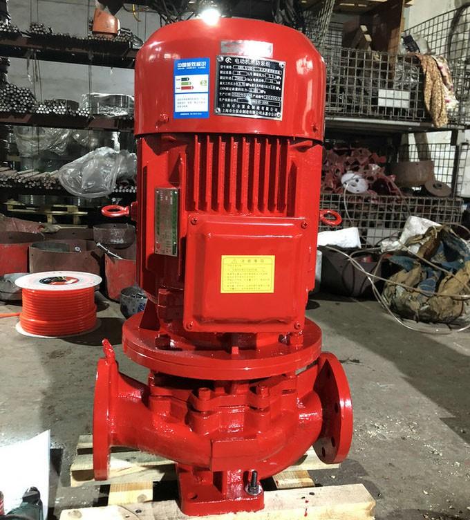 山东立式单级消防泵