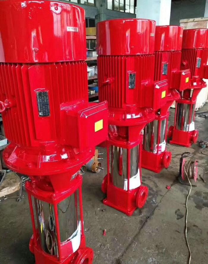 西安立式多级泵