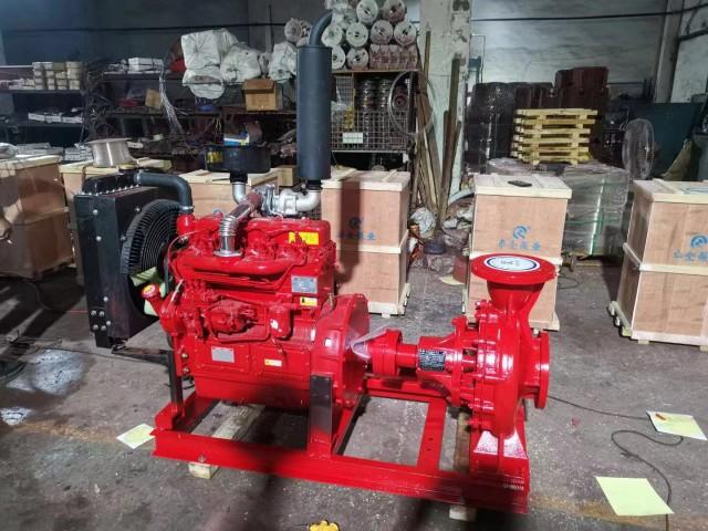济南柴油机消防泵